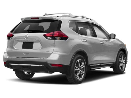Nissan Of Union City >> 2020 Nissan Rogue Sl