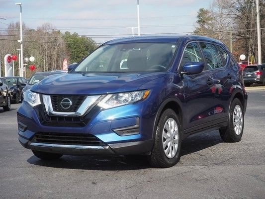 Nissan Of Union City >> 2020 Nissan Rogue S